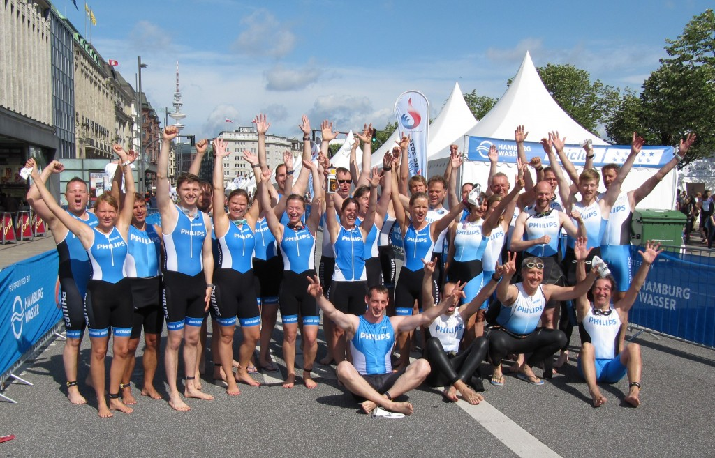 Philips Triathlon Team Sprint 2015