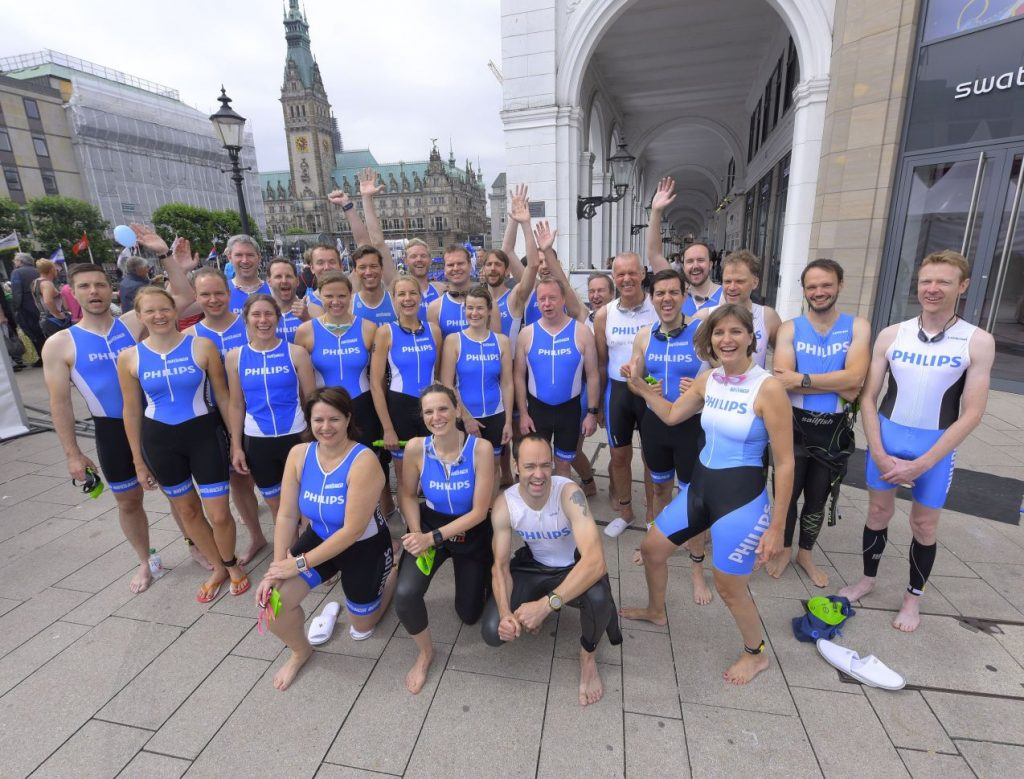 Philips Triathlon Team Sprint 2016